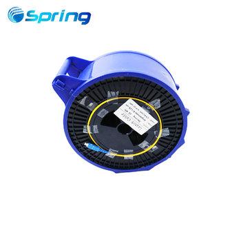 1KM 9 125 G652 Singlemode Single Bare Fiber Disk Measuring Optical Cable Test