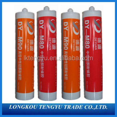 eco-friendly acetic silicone sealant
