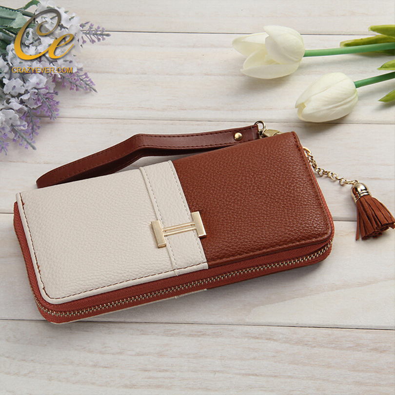Newest Design Luxury Style Wholesale Pice Women <strong>Wallet</strong> Ladies <strong>Wallets</strong>
