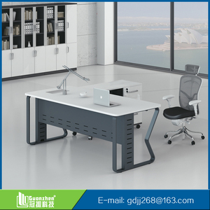 China Supplie Computer Executive Office Furniture Table Models GZ-89