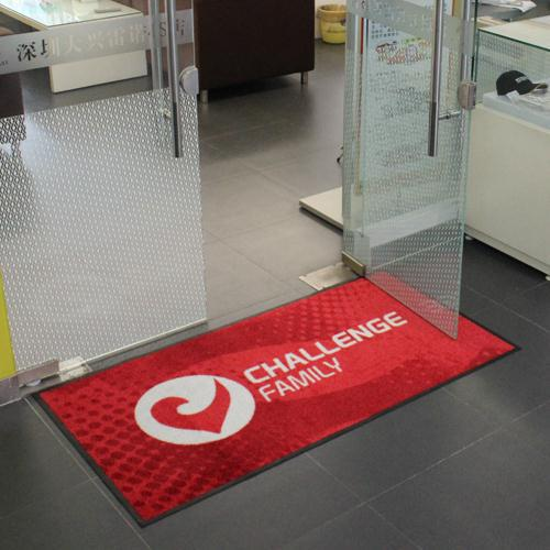 Brand New Nylon Jet Printed Carpet with High Quality