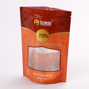 Grain Ng Bags With Zipper Little Rice Bag Zip Lock Cereals Product On