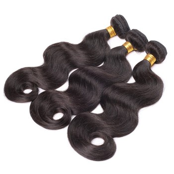 Indian hair body wave cuticle aligned virgin hair