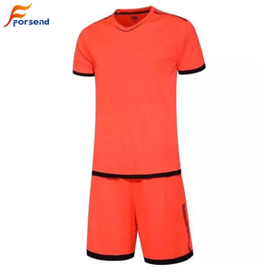 Sportswear Kit Blank Soccer Jersey Suit Youth Training Football Uniform  Good Quality Assurance Soccer Jersey e6f022454