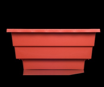 68 CM Flower Plastic Pot / Planter Storing Water