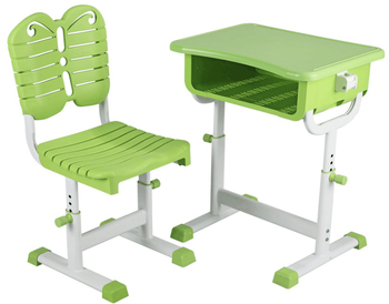 2017 Cute Design School Drawing Table And Chair Set For Children ...