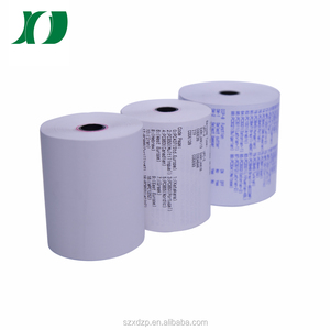 Grade A paper thermal paper with cheapest price for office supply from Chinese printing company