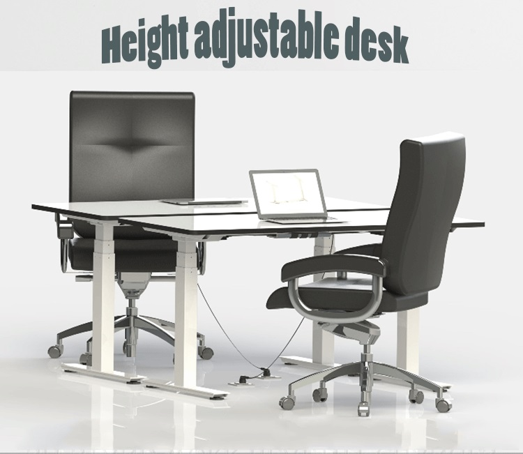 High quality adjustable laptop table stand up laptop desk