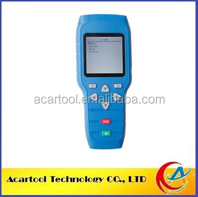 2015 New X200 key programmer X200 Scanner X200 Oil Reset Tool X-200 Airbag Reset Tool X200 OBD2 Code Reader Update Online by DHL