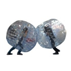 Cheap prices plastic human inflatable bumper bubble soccer ball suit rent PVC TPU buddy kids adult body inflatable bumper ball