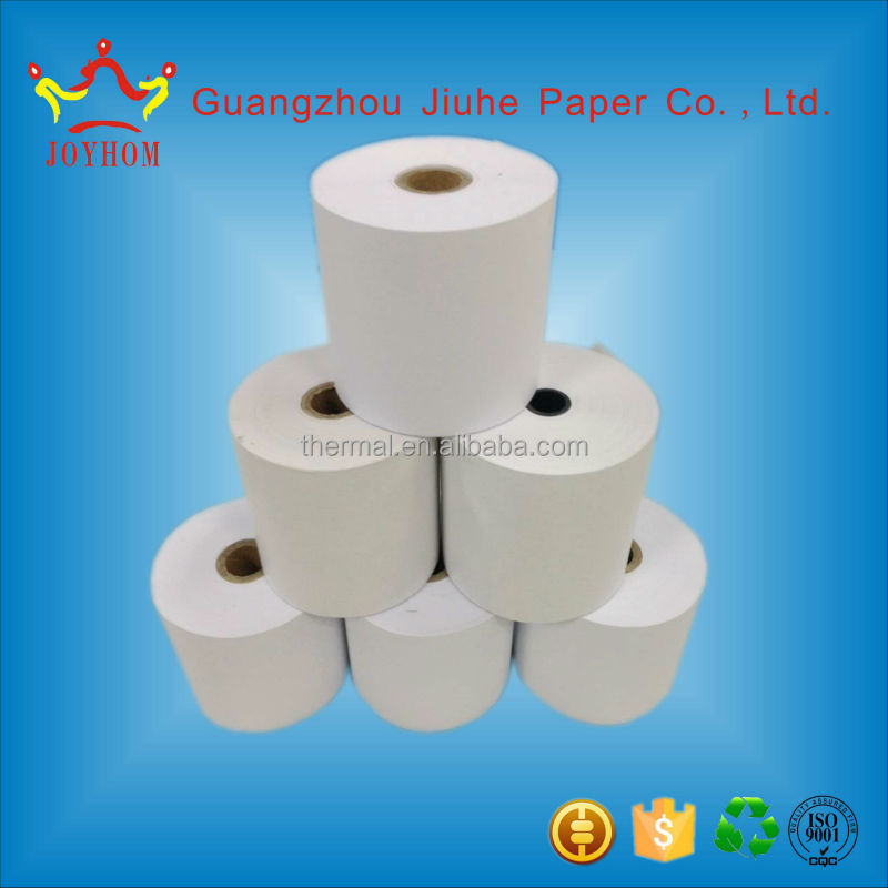 termal paper Paperjack is a manufacturer of thermal, bond, and pos receipt paper rolls in business over 24 years and supplying over 120,000 retail locations free shipping.