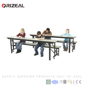 Swell School Cafeteria Style Furniture Restaurant Tables And Chairs Prices Stainless Steel Frame Folding Dining Bench Best Value Buy Folded Dining Machost Co Dining Chair Design Ideas Machostcouk