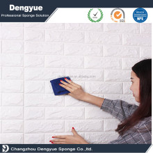 3D Brick PE Foam non-toxic Stone Wallpaper for Home Decoration 3D wallapaper foam brick panels