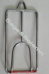8mm Stainless steel Stuning Killing Hanger for Poultry Slaughter House