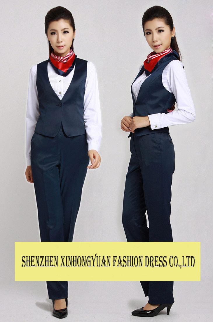 air hostess uniform