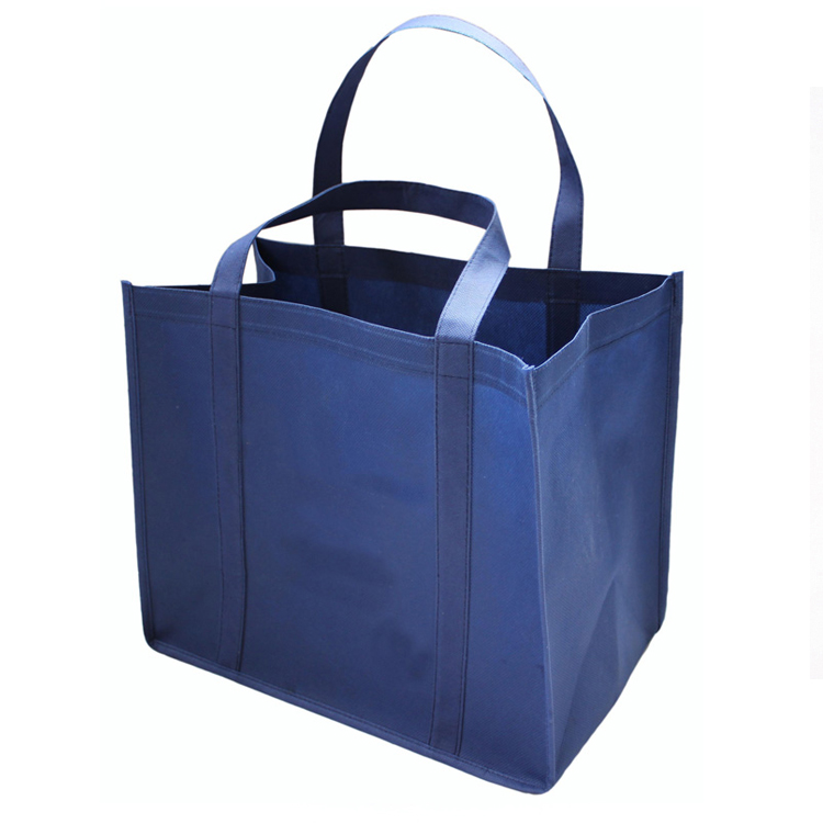 Eco Printed Custom <strong>Tote</strong> Rpet 80gsm To 150gsm TNT Non Woven Bags With Your Logo