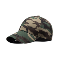 High Quality Custom Pattern Professional Outdoor Realtree Digital Camo Baseball Cap