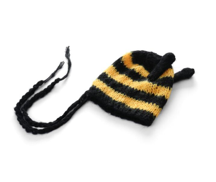 b6534c936 Mohair Bee Cocoon And Hat Set Knit Wrap Crochet Bee Newborn Snuggle Sack  Photo Prop - Buy Swaddle Sack,Crochet Costume,Picture Props Product on ...