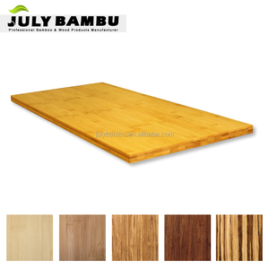 Carbonized horizontal wood bamboo texture for bamboo tablet board