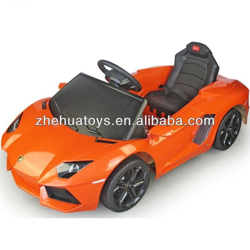 I Am A Rider Lamborghini Mp3 Download: çocuklar Lisanslı Lamborghini Aventador R/c Araba Binmek