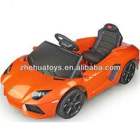 12 Volt Lamborghini Children B/o Power Ride-on Car Toy
