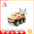 Military theme AUSINI building block car toys for kids educational