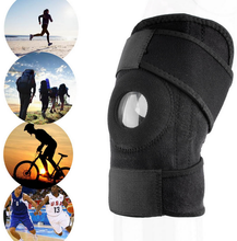 kneepad Adjustable Sports Leg Knee Support Brace Wrap knee protector Pads Sleeve Cap Safety Knee Brace for basketball