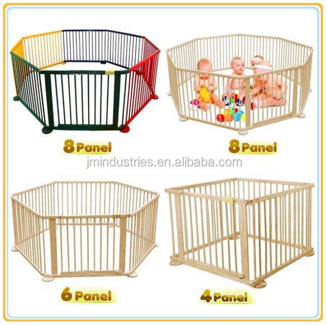 Hot sale cheap wood baby safety fence buy cheap wood for Wooden stair gate ikea