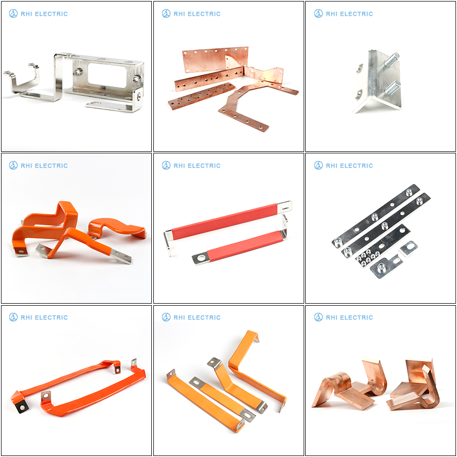 Good Price of Insulated Copper Busbar for battery pack suppliers