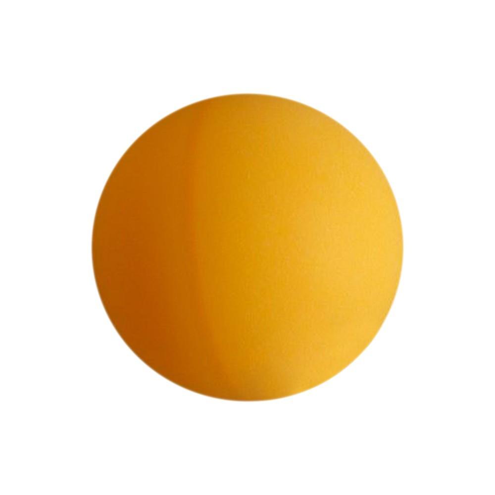 Mm olympique tennis de table balles de ping pong balles orange blanc