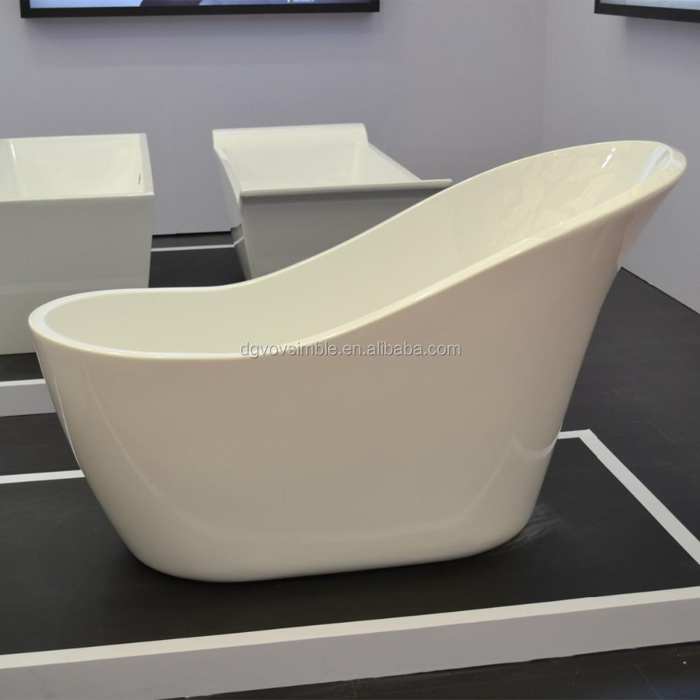pierre artificielle baignoire/acrylique résine baignoire,pierre