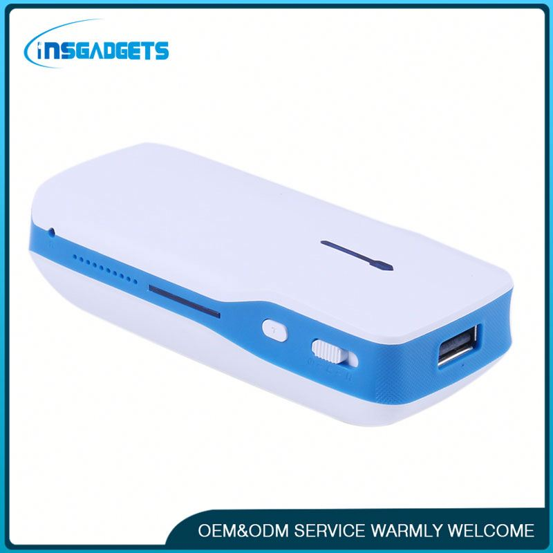 Mobile phone 5200mah power bank h0tma wifi phone charger for sale