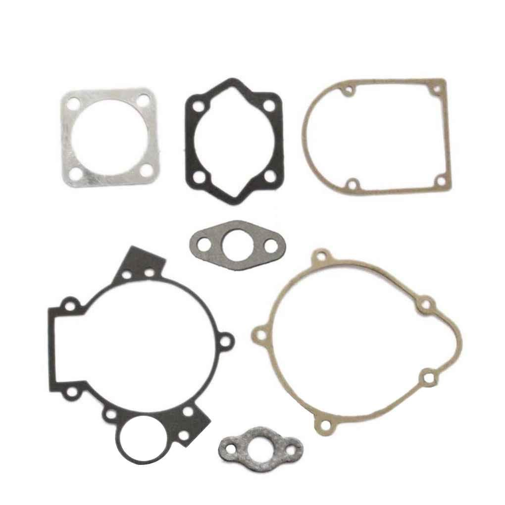 Cocoray 66cc 80cc Gasket Kit Set Accessory for Motorized Bicycle Push Bike Motor Engine Part 8mm
