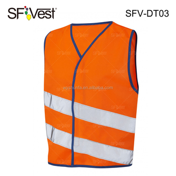 3b456cd536dd Wholesale Hi Vis Safety Reflective Fluorescent Clothing Blue Tipping ...