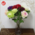 SFL1116 Wedding Decoration Artificial Flowers Silk Flower Red Rose