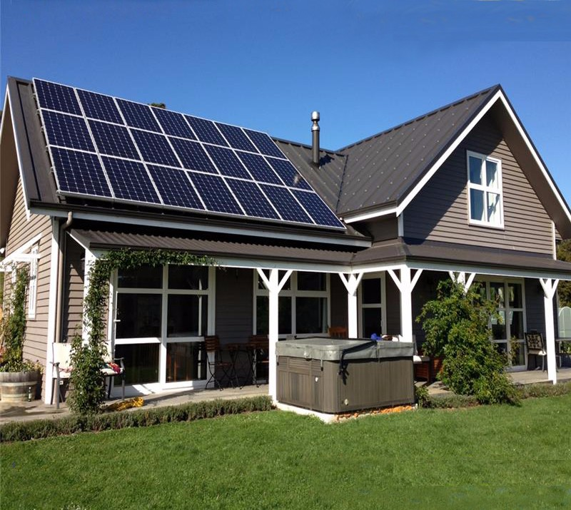 high module efficency and warm price 1KW off grid Solar System for home use or personal use