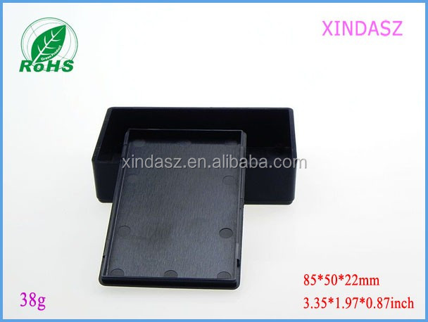 Small Electronics Project Box Plastic Case 85*50*22mm Abs Plastic ...
