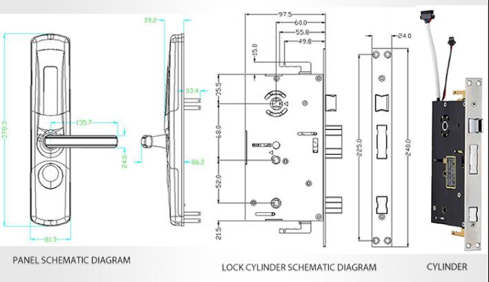 lock pick set sliding door lock fingerprint rfid door lock. Black Bedroom Furniture Sets. Home Design Ideas