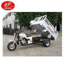 KAVAKI Factory 200cc Motorcycle Engine Petrol Motorized Cargo Tricycle For Sale In Africa