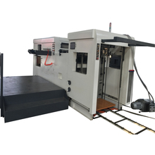 Corrugated Carton Creasing And Cutting Machine