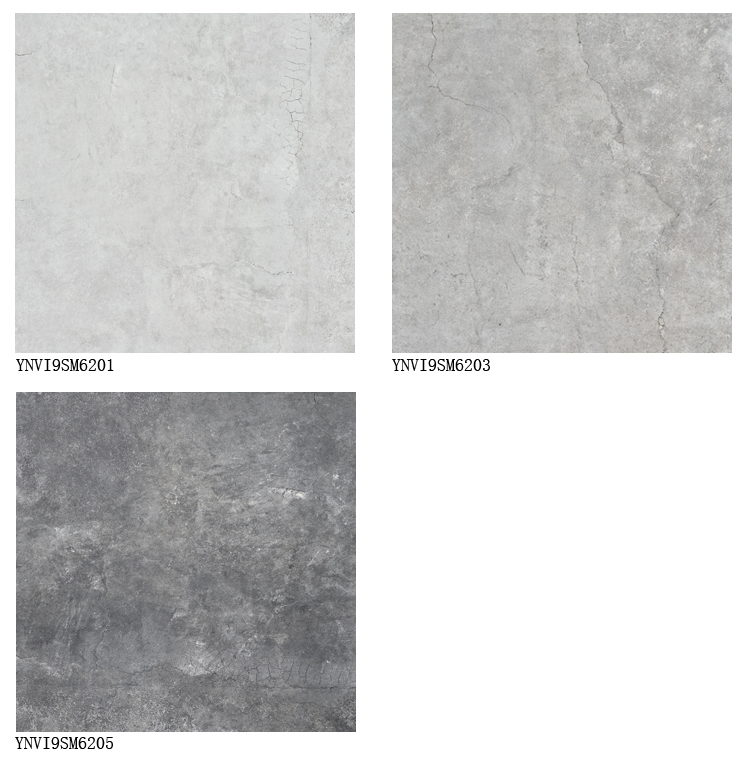 New design best price 900x900 grey cement tiles