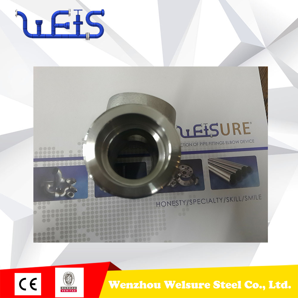 TEE SW 15A 3000# F304 ASME B16.11 FITTING pipe fitting