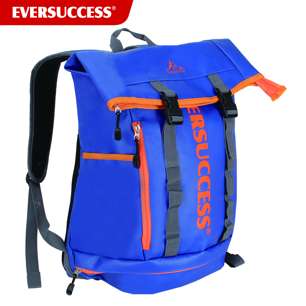 Sedex 4-pillar Factory, Sports Backpack with wet and shoes compartment, great for gyms, sporting(ESC-SB101)