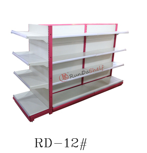 RD-FD-24 Free Standing Wholesale Custom Nail polish display wire rack