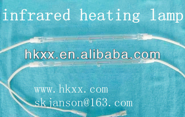 CE high quality factory supply infrared heating lamp for Replacement infrared machine