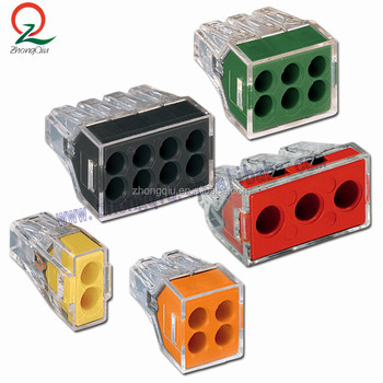 Wago Wire Connector | Wago Wire Connectors Quick Connect Electrical Connectors Buy Quick