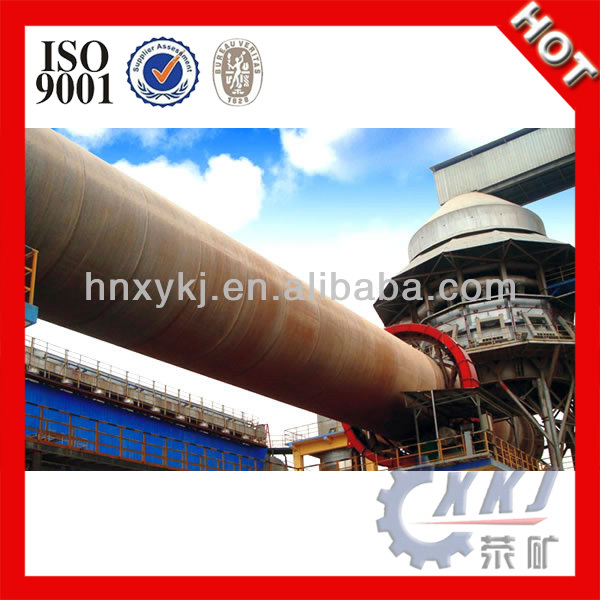 ISO Certified Rotary Kiln for Calcined Dolomite with Competitive Price