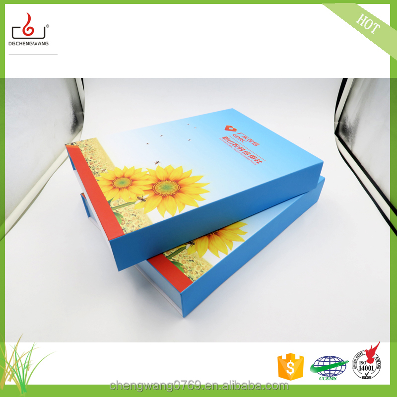 competitive price full printing paper box wholesale Exported to Worldwide