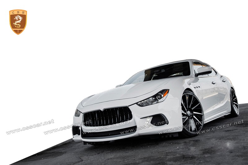 Is Western Union Safe >> Wd Style Body Kits For Maserati Front Lip For Maserati Ghibli - Buy Front Lip For Maserati ...