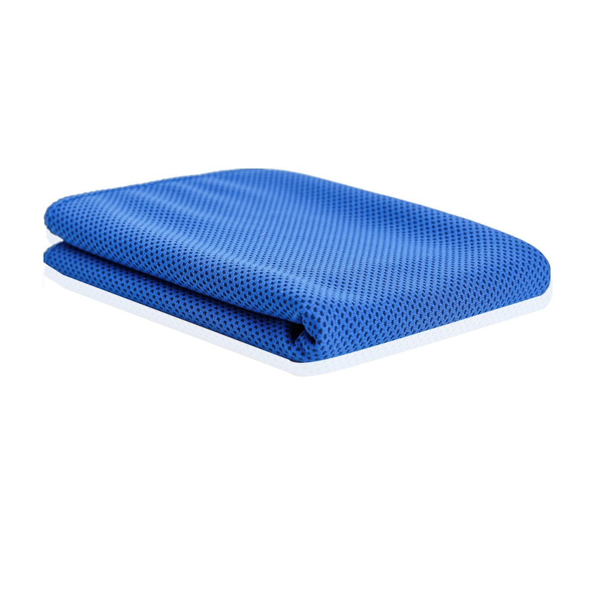 CFORWARD Cooling Towel Instant Heat Relief - Soaking,Shaking,Feeling Icy Cool - Wipe the Sweat Keep Cool for Running Biking Hiking Golf and Other Sports - Fever can Cold Compress